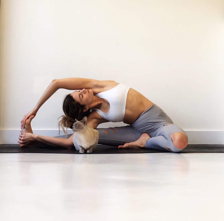 Yoga Self Practice Share Somewhat RAD