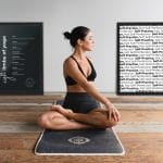 Yoga Posters - limbs and mantra